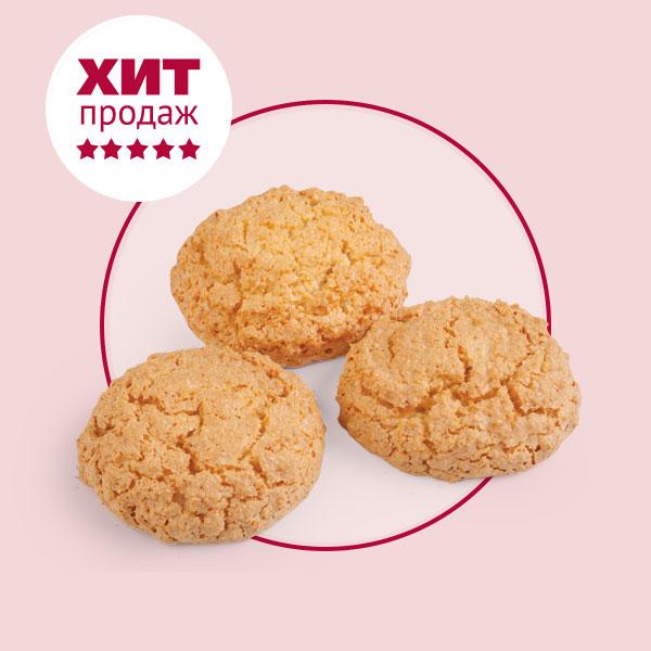 Печенье Кокосовый дебют