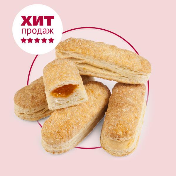 """Пирожное """"Аппетитный"""" язычок"""