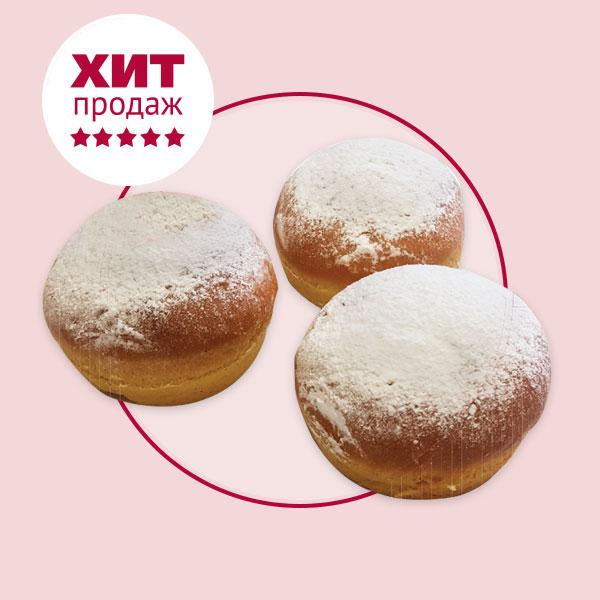 Европейская Сдобные пончики