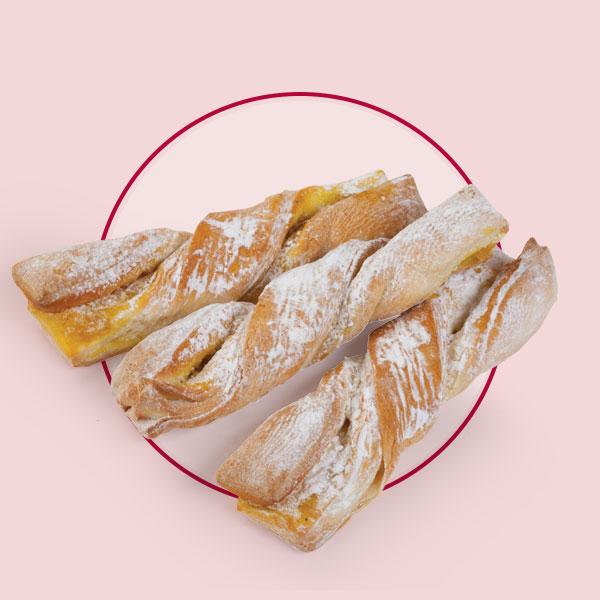 Пирожное Аппетитное Вертушка